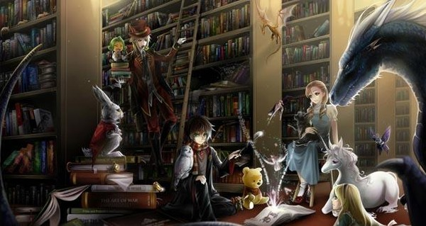 fantasy genre   The Maniacal Geek