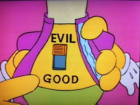 Image result for krusty the clown evil doll