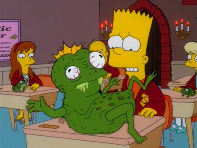 Image result for treehouse of horror xii
