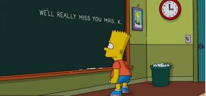 Chalkboard Tribute