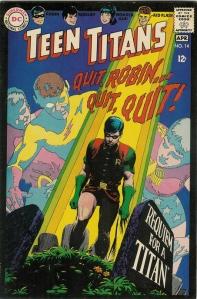 Teen Titans - Cardy