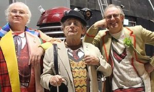 The Fiveish Doctors