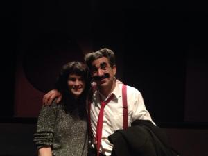 Me and Groucho