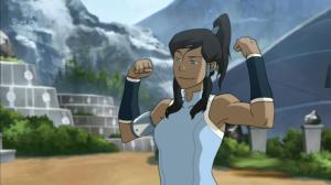 Strong Korra