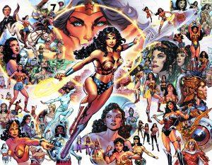 Wonder Woman Crisis