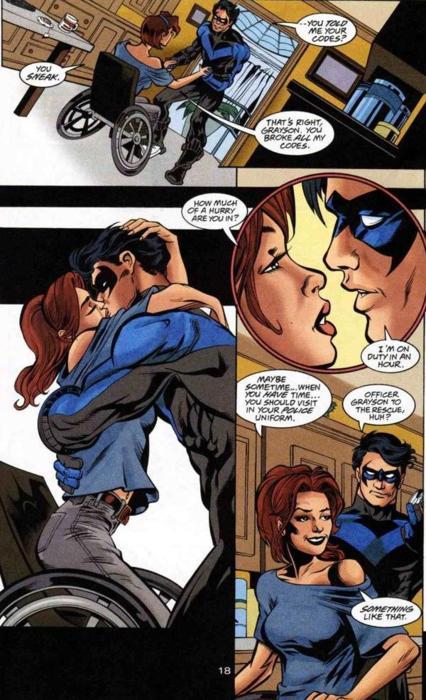 Nightwing | The Maniacal Geek