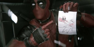 deadpool footage