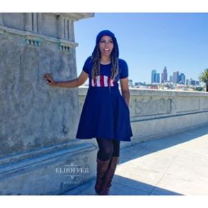 cap dress