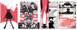 Artists: Kiku Hughes, Michelle Ngyuen, Sara DuVall, and Der-shing Helmer