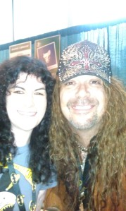 Maniacal Geek and Jess Harnell